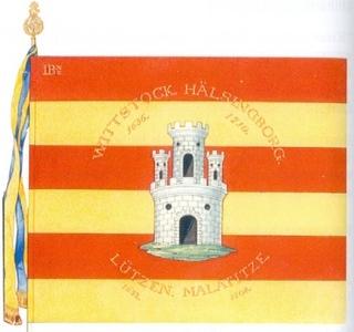 No. 12 Kungliga Jönköpings Regemente 1623-1927