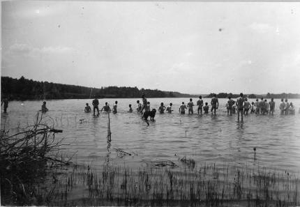 Soldater badar