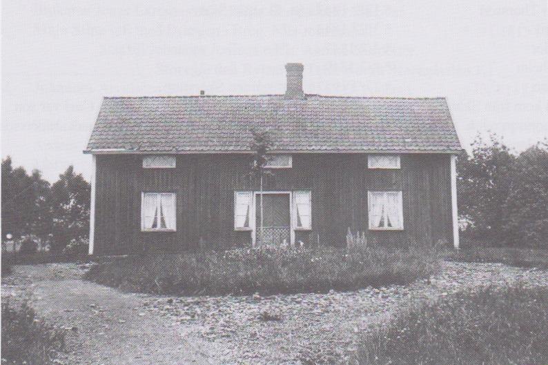 Storegården före 1919 Skörstorp