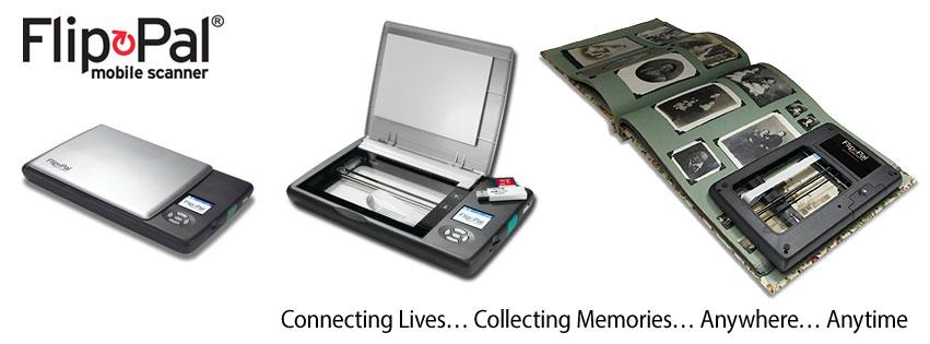 Flip-Pal Mobil Scanner
