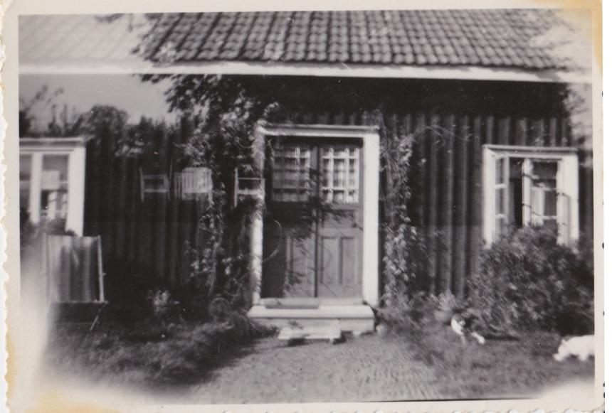 Torpet Bussaslätten Ljunghem 1939