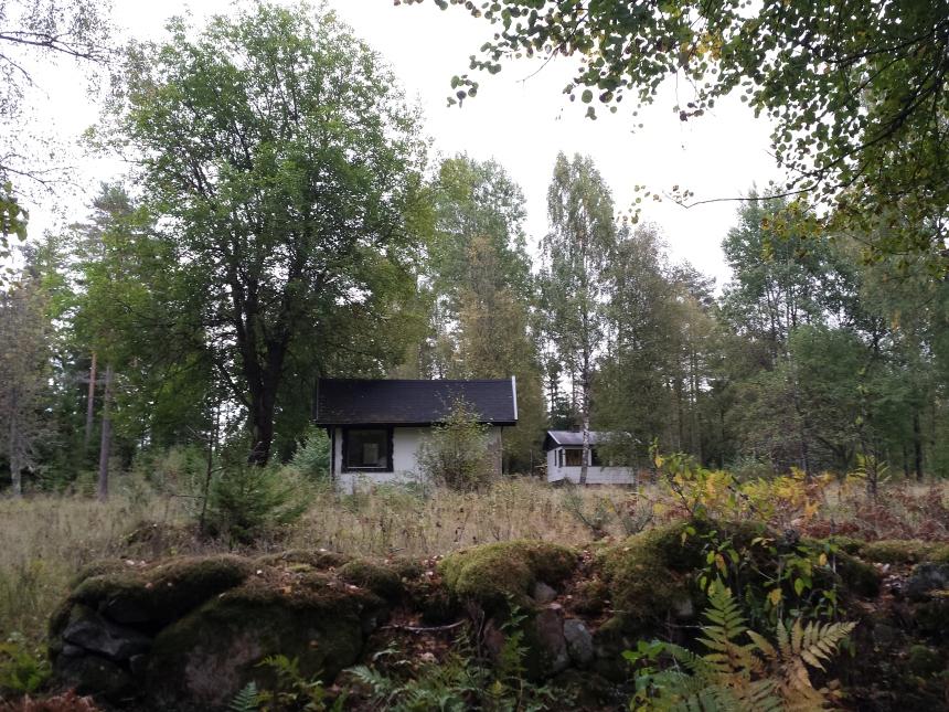 Hjärsgården från det gamla torpet