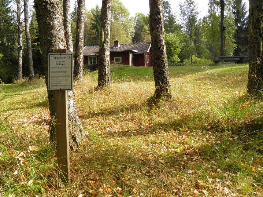 Brotorpet, Krakaviken
