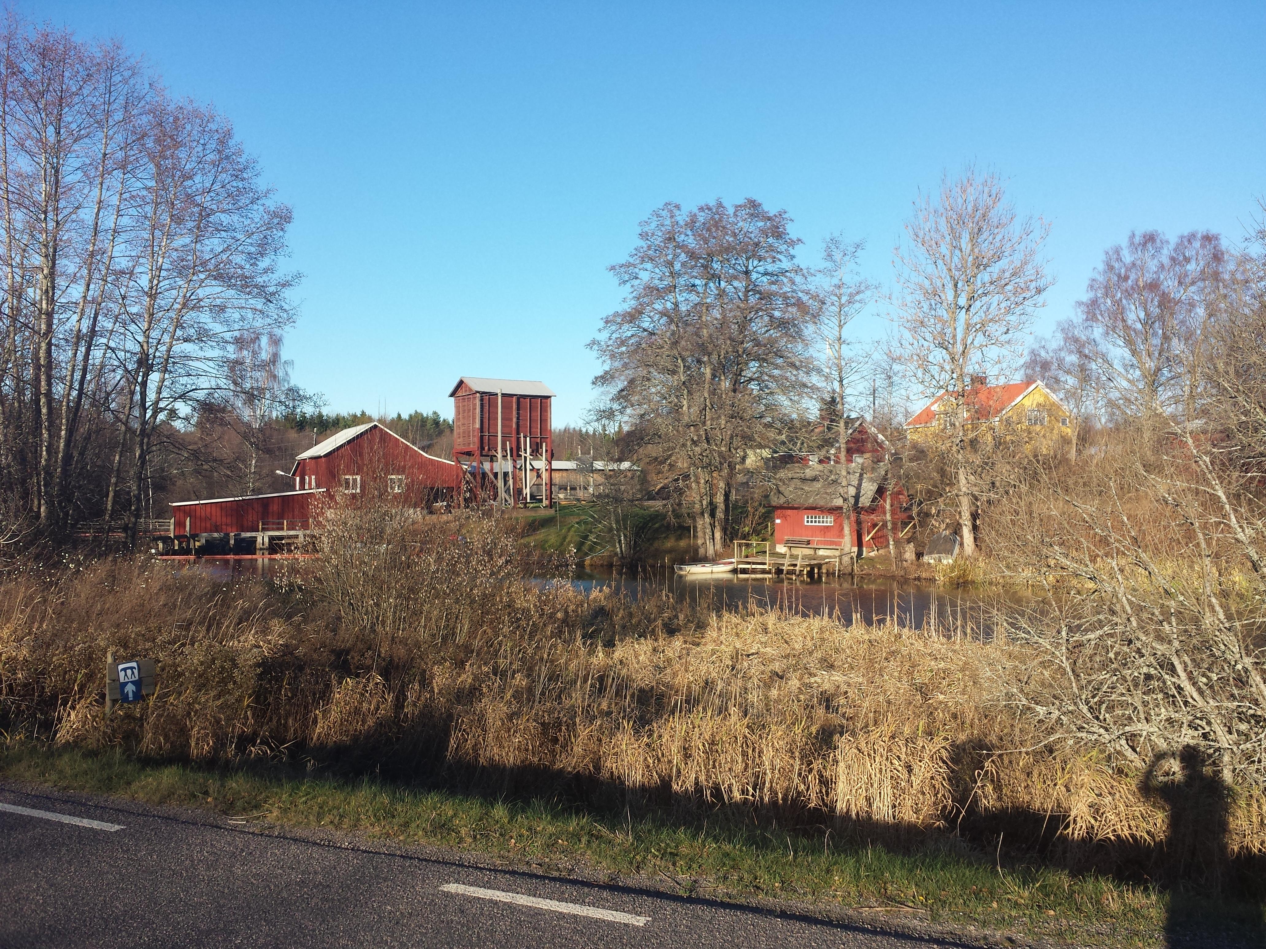 Kvarnen vid Bronan Vättak