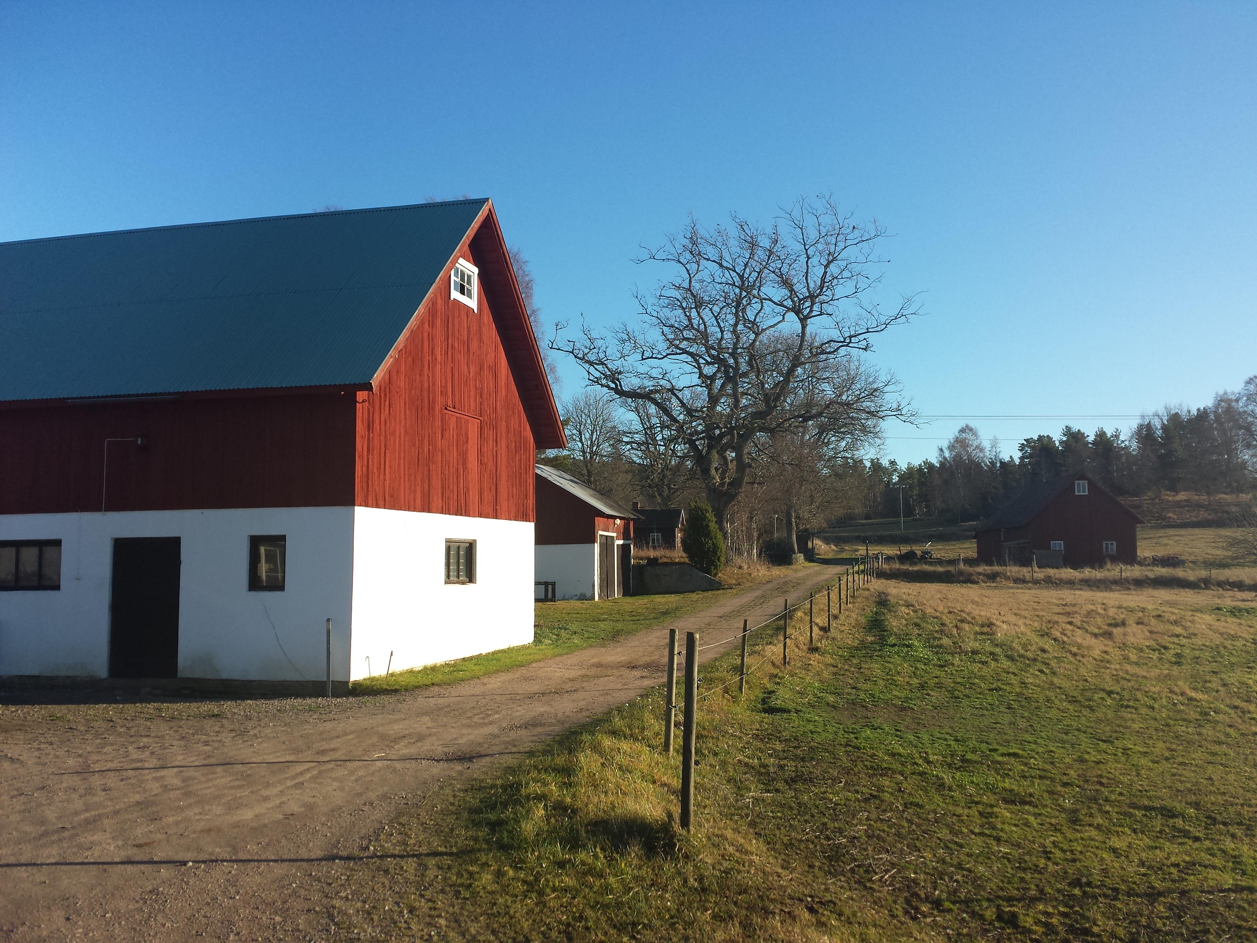 Brogården Äbbarp 2013