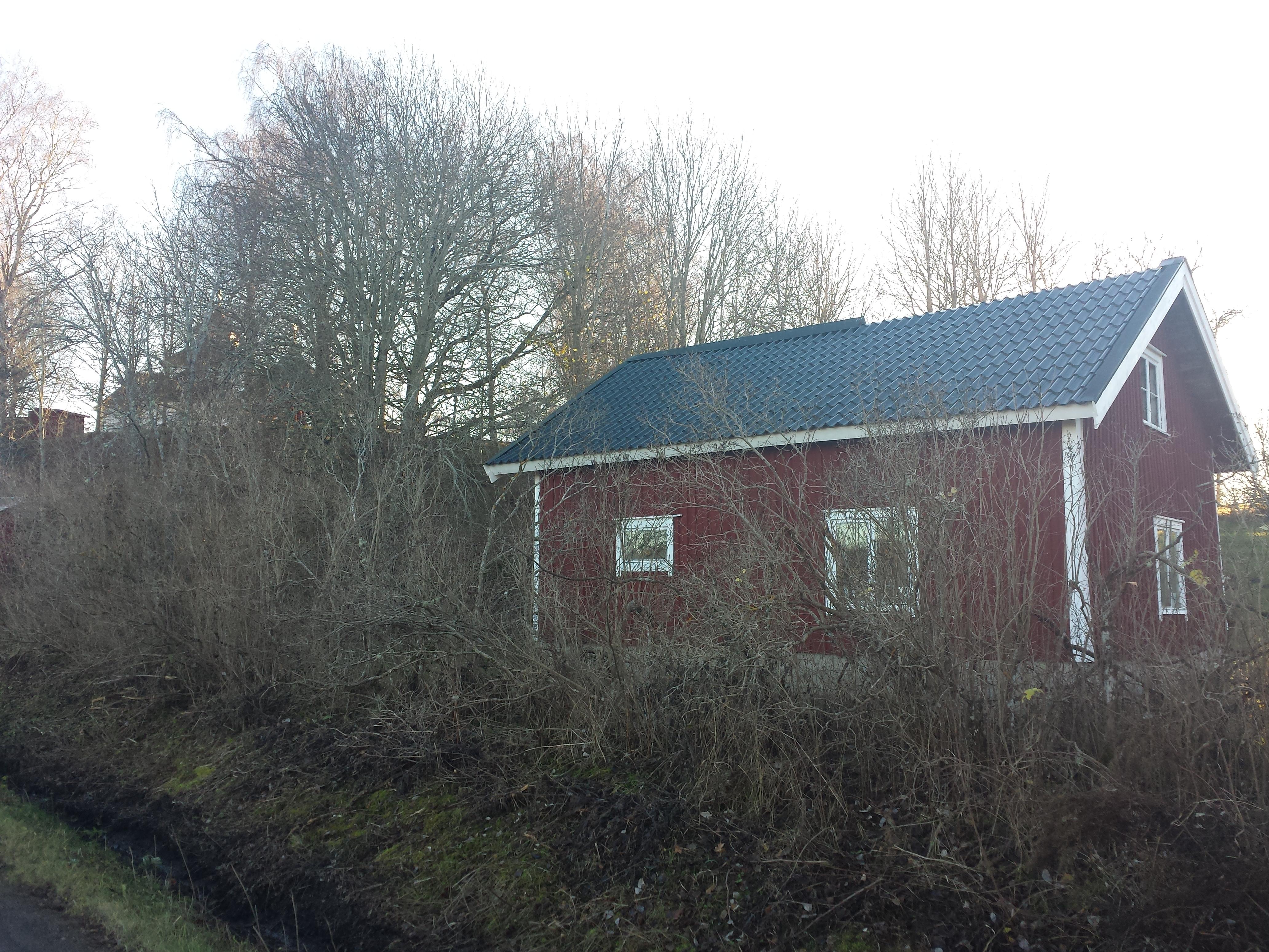 Backgården Vättak