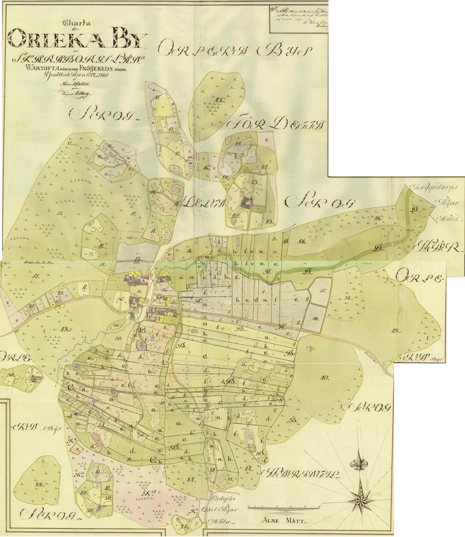 Storskifte Orleka 1779_80