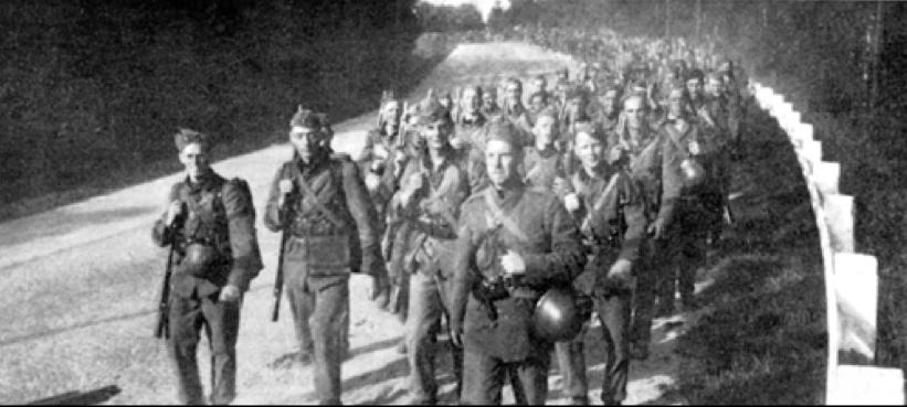 I 15 Marscherar 1939