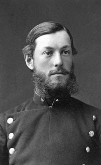 Löjtnant Otto Mannerfelt