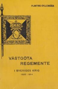Västgöta regemente i Sv krig