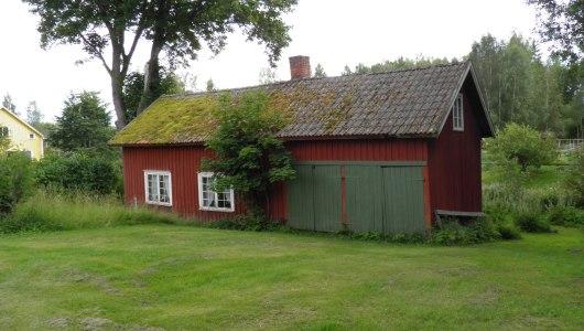 Här låg Asmundskvarns soldatboställe Vättak