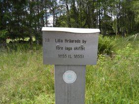 Lilla Bråareds by