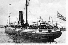 Ångfartyget Rollo 1870-1909