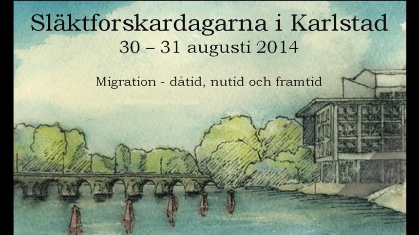 Släktforskardagarna-2014