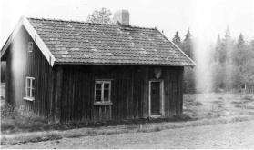 "877 Lars Dunders soldattorp ""Bygget"" i Skråmman"