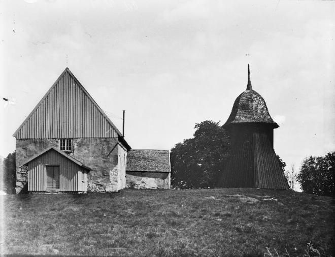 Od kyrka från 1100 talet