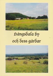 Hångsdala by och dess gårdar