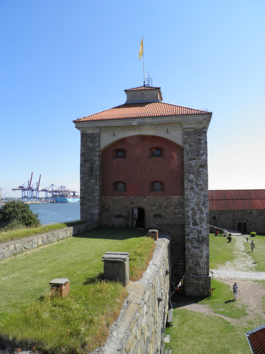 Besök Nya Älvsborgs fästning i sommar