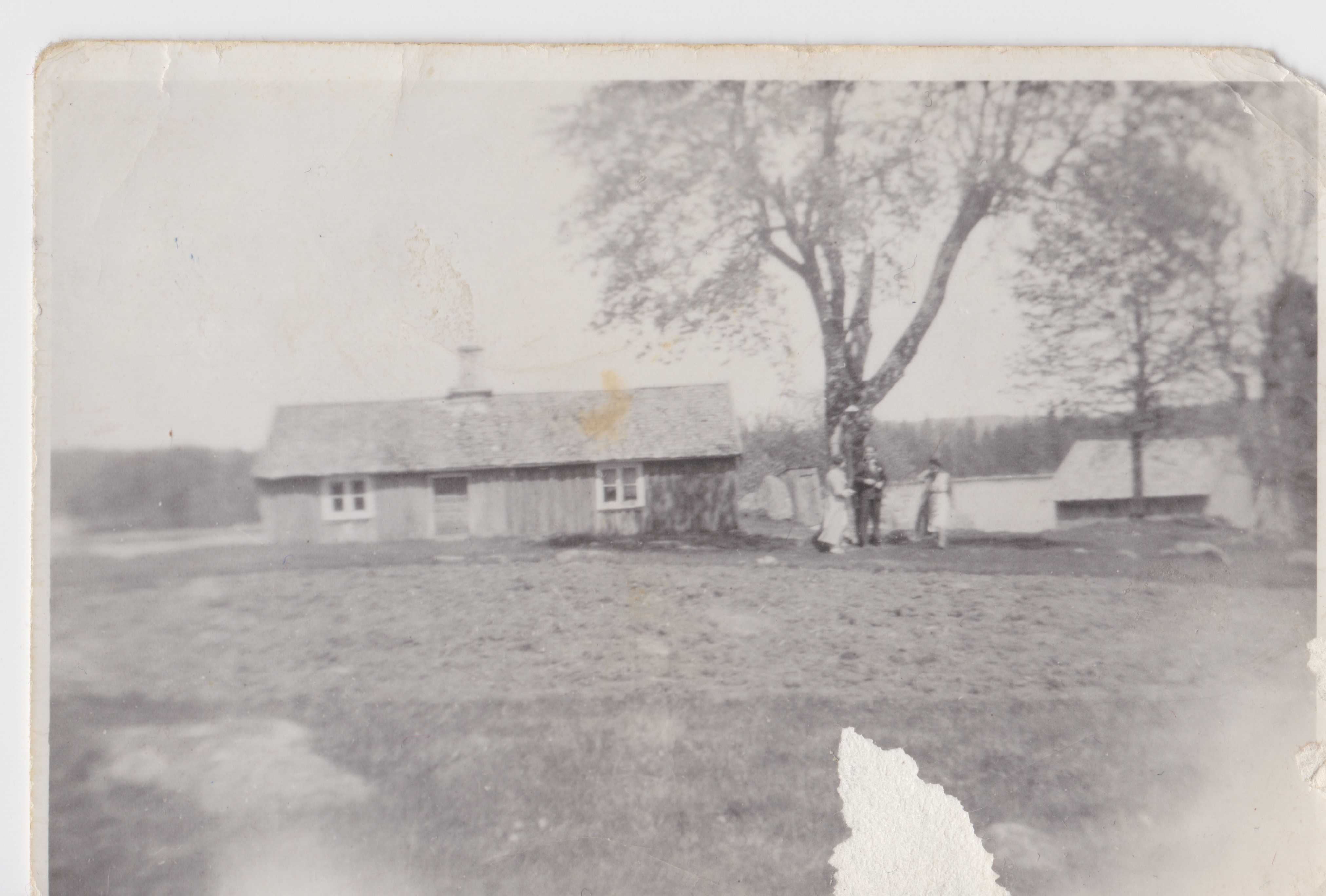 Skällesnäs torp ca 1900-1930
