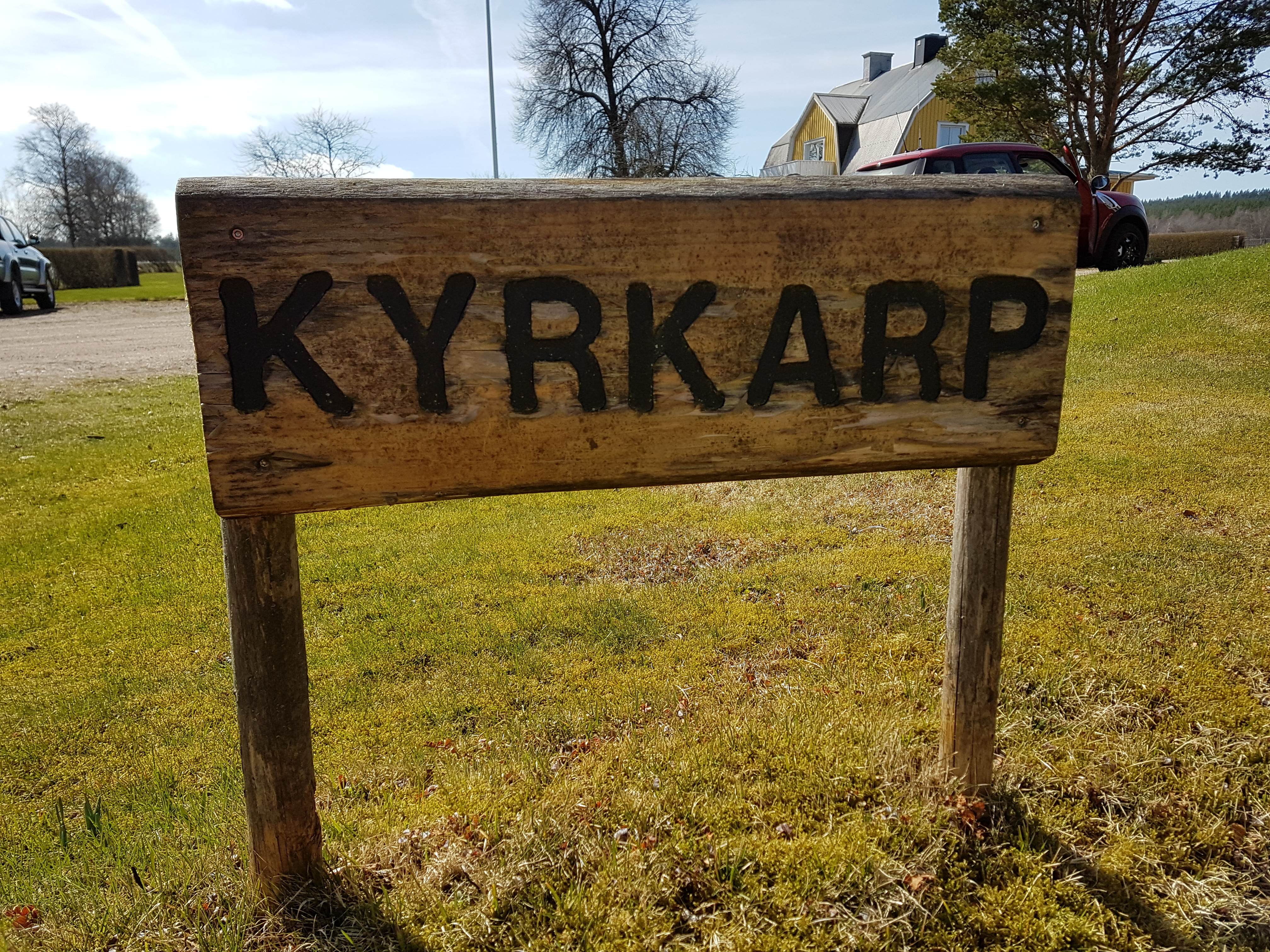Kyrkarp