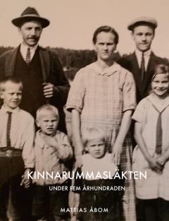Släktboken: Kinnarummasläkten under fem århundraden av Mattias Åbom